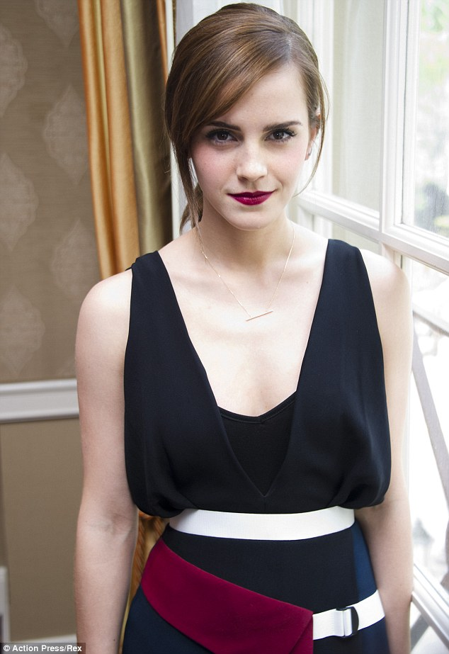 Harry Potter Actress Emma Watson