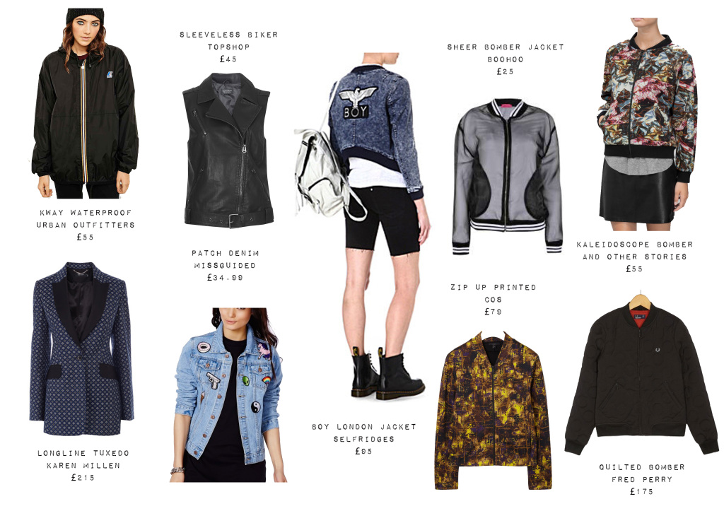 Reprobait Style October: Jackets & Coats